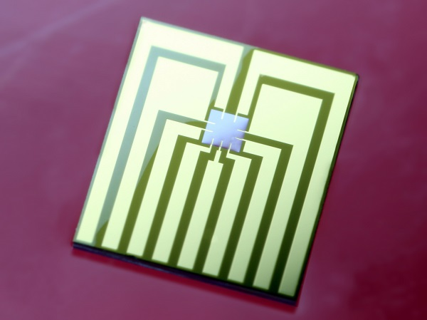 Hummingbird Scientific - 9-pin Electrical Biasing Chip